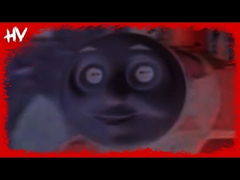 Thomas & Friends - Thomas' Anthem (Horror Version) 😱