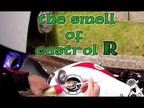 CBR1000RR + castrol R40 =    :)