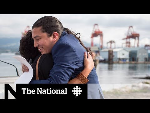 Rejection of pipeline expansion fuels B.C. celebrations
