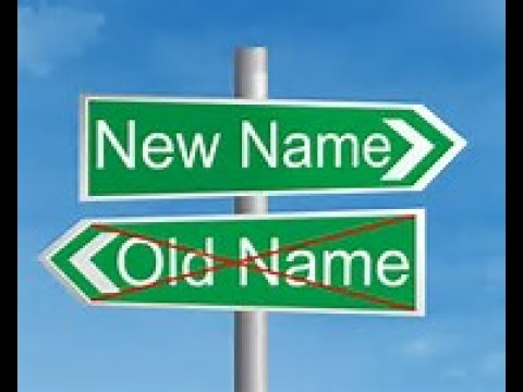 New Name, Expectancy and X