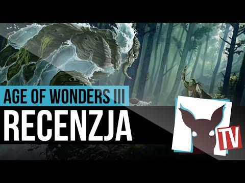 Age of Wonders III - recenzja | ZagrajnikTV