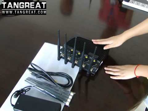 3w mobile phone signal jammer - mobile phone jammer make