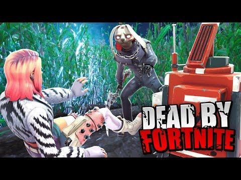 ESCAPE The INSANE KILLER (Fortnite Dead By Fortlight 2)