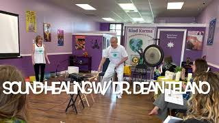 Kind Karma Worldwide Gong & Sound Training Course with Dean Telano