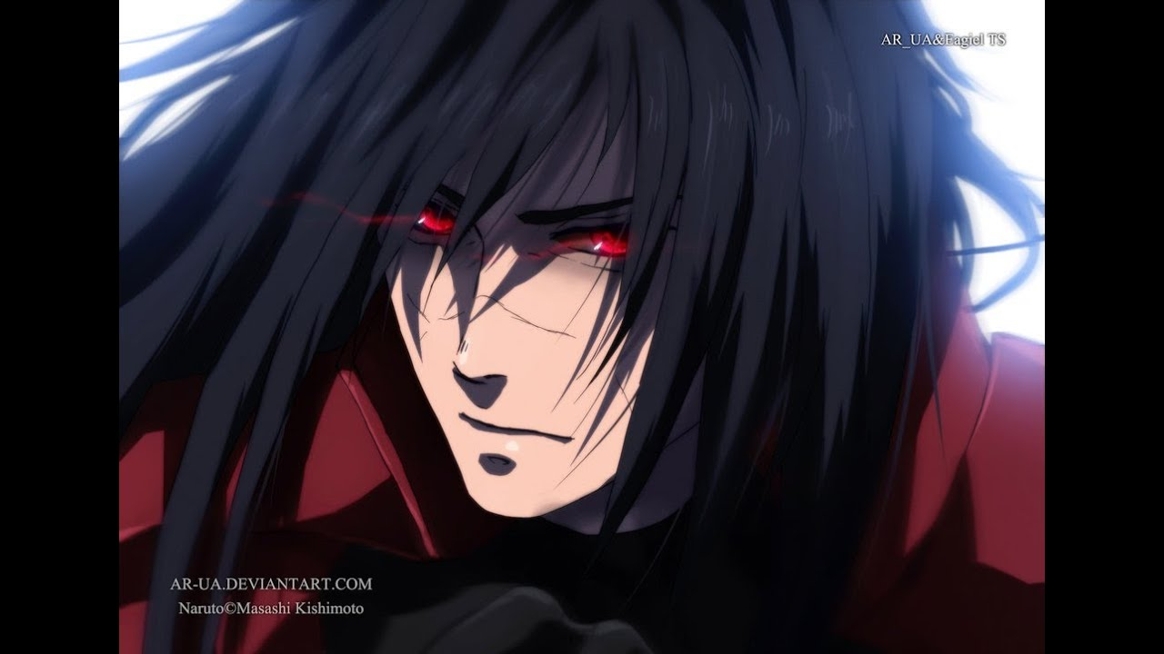 Madara Uchiha RAP LEGENDADO/PORTUGUÊS - YouTube