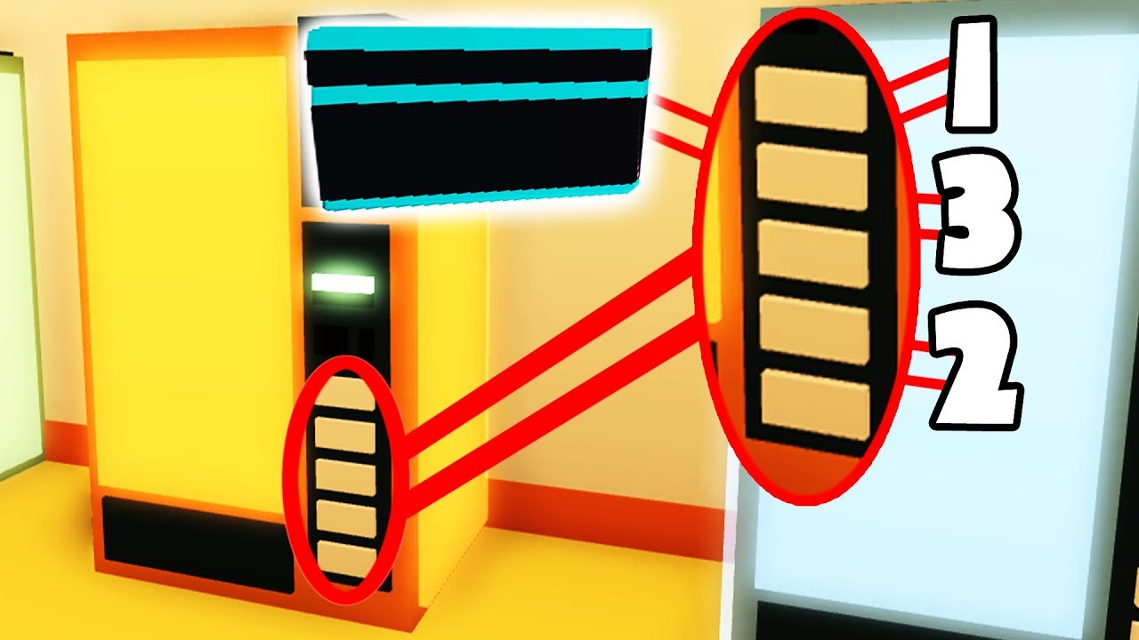 GET A KEYCARD FROM THE VENDING MACHINE IN JAILBREAK?! | Roblox