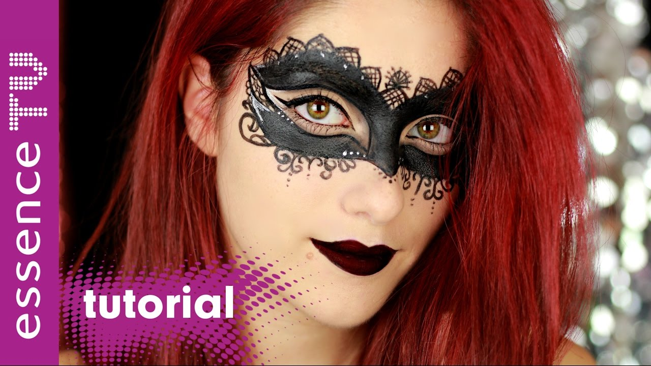 Halloween Make Up Einfach