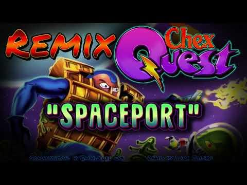 "Chex Quest ""Spaceport"" Remix"