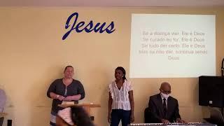 Ministério de Louvor - Culto 09/08