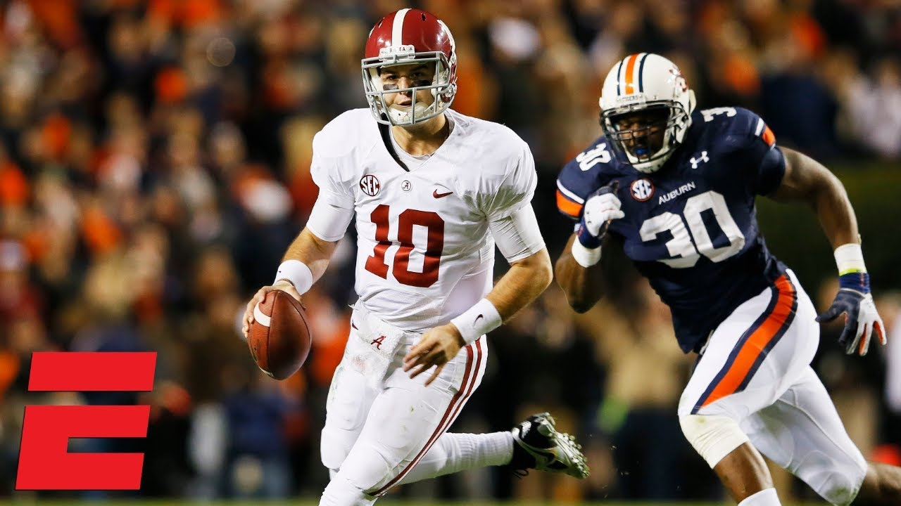 Alabama vs Auburn: Best Iron Bowl rivalry games | NCAA ...