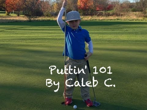 Watch the world's cutest golf rapper's best video yet