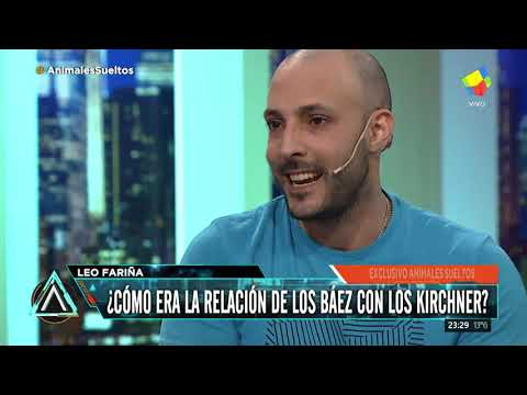Leonardo Fariña: Lázaro Báez no habla por lealtad a Néstor