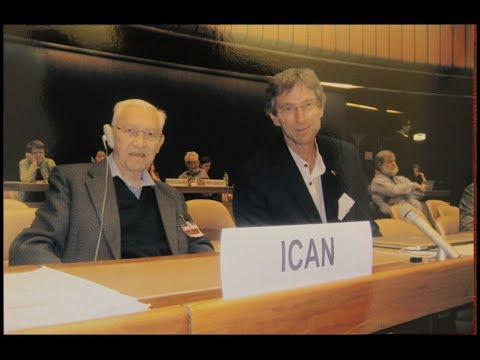 I-CAN abolish nuclear weapons