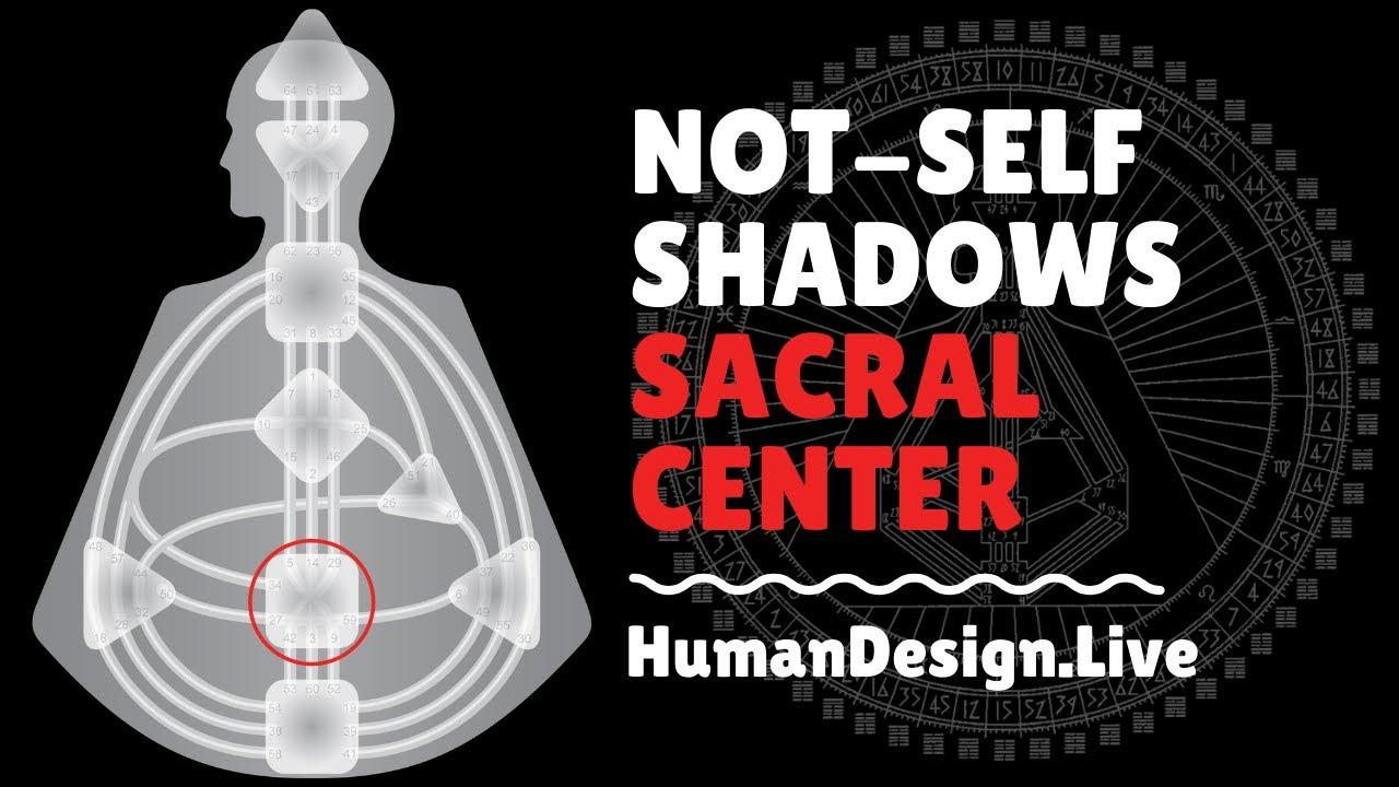 Sacral Center Problems - Human Design System