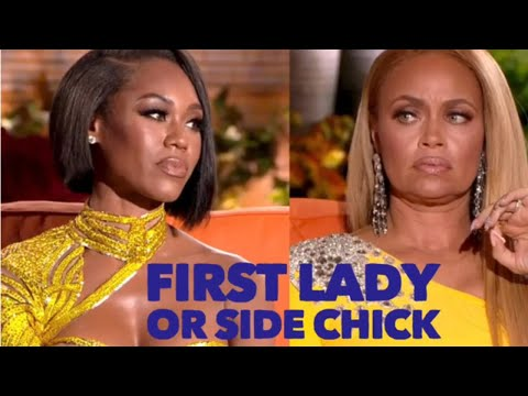 RECAP Real Housewives of Potomac (Season 5 Episode 20) Reunion Part 1 - Gizelle Gets Dragged