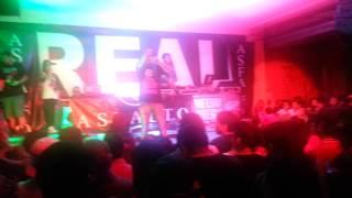 Repeat youtube video Solo me queda- Achepe (live)