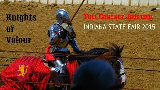 Knights of Valour - Full Contact Jousting HD thumbnail