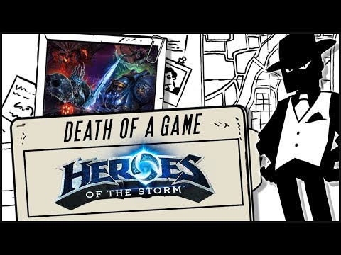 Death Of A Game: Heroes Of The Storm
