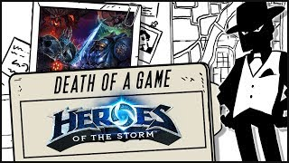 Death of a Game: Heŗoes of the Storm