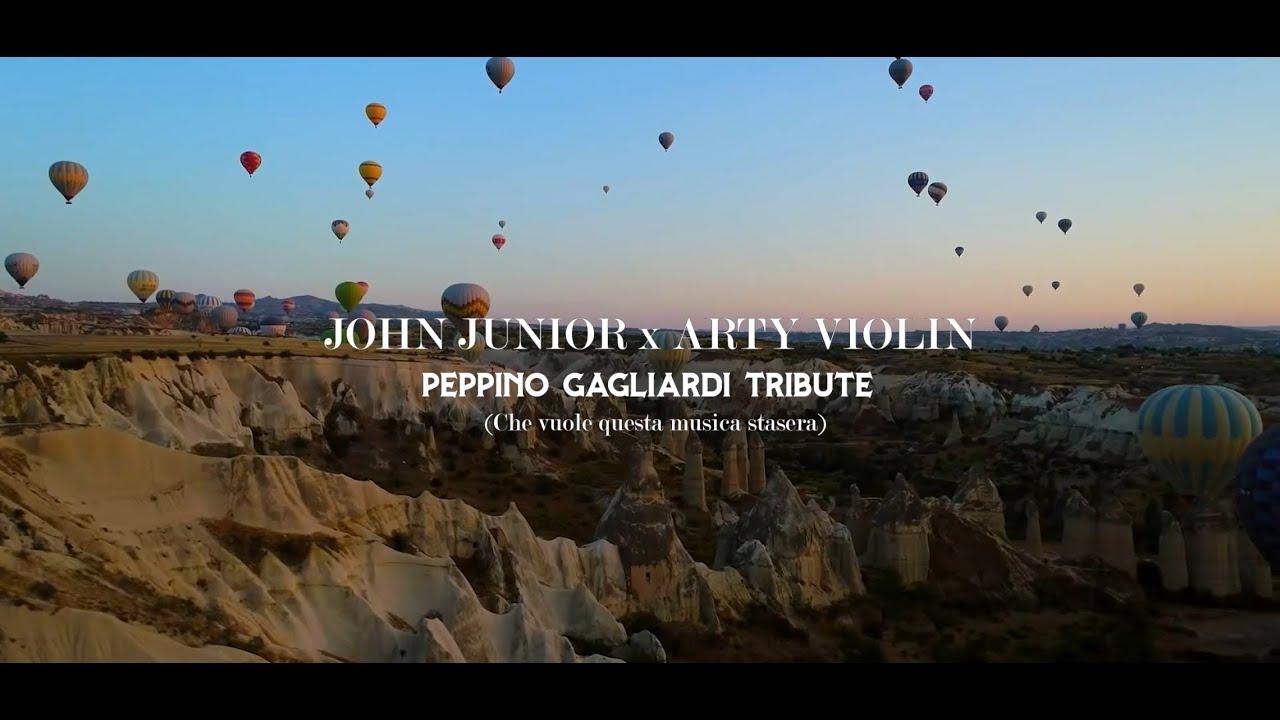 John Junior x Arty Violin - Peppino Tribute