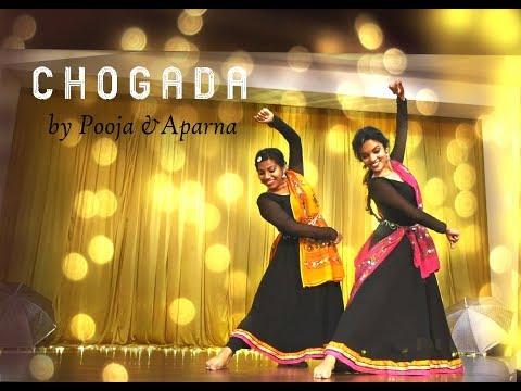 Chogada | Loveratri | Dance Cover | Pooja and Aparna Choreography