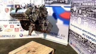 Бу двигатель контрактный 601943 2.3 Mercedes Sprinter из Европы. Обзор в HD Мерседес 601