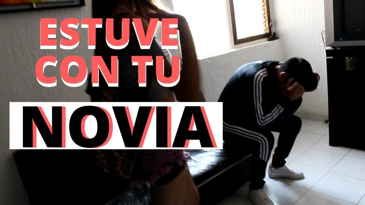 BROMA A MI AMIGO QUE SALGO CON SU NOVIA | Marco Chaires | Neta ...
