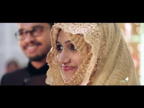 Kerala Muslim Wedding Highlights - Sila Niyaz (08th July 2017)