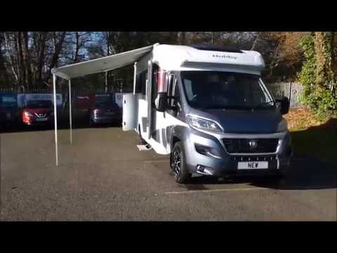 db34f20a3a 2018 Hobby Optima De Lux T65 GQ Motorhome Walk Around - YouTube