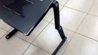 видео Помогают ли подставки под ноутбук