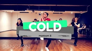 MAROON 5 - COLD ft. FUTURE Dance | choreography by Andrew Heart