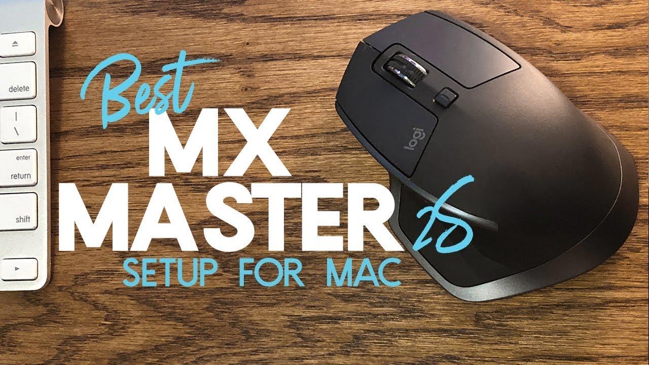 Best Logitech MX Master 2s Setup - (Custom Settings for Mac Users)