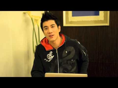 Wang Leehom's My Lucky Star Message to North American Fans - My Lucky Star - Now Playing!