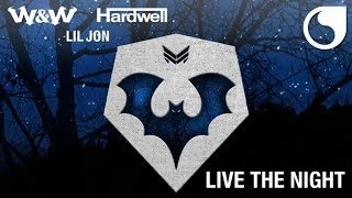 ww hardwell lil jon live the night extended mix
