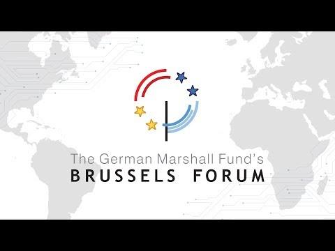 Brussels Forum 2020 // A Conversation: Transatlantic Digital Policy with Democratic Values