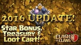 Xander afsnit 35 Bonus Loot and Loot Carriage Clash of Clans Dansk Tale. coc