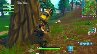 *NEW* AUTOCLEAVE FORTNITE PICKAXE SOUND EFFECTS AND GAMEPLAY! @LycanPhilly