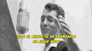 Dean Martin - Everybody Loves Somebody Subtitulada en español