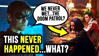Doom Patrol Have NEVER Met Beast Boy?! Are The DC Universe Shows CONNECTED?