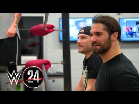 Seth Rollins spricht über das Training in...