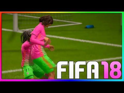 MORTAL TAKES DOWN GREEK GOD!   FIFA 18 Pro Clubs