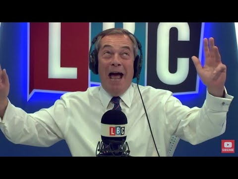 The Nigel Farage Show: BoE says 75,000 jobs could be lost as a result of Brexit LBC - 31st Oct 2017