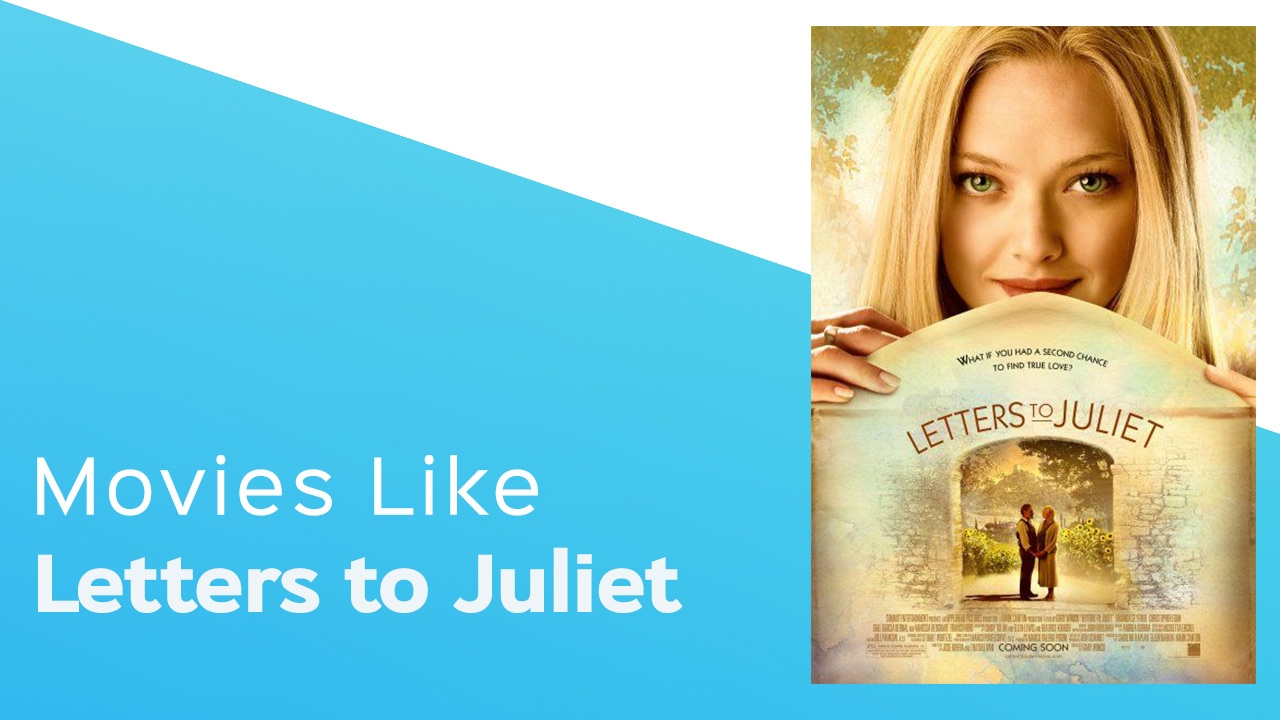 Download Top 5 Movies like Letters to Juliet - itcher playlist