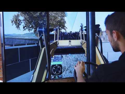 Vortex Backhoe Loader Training Module