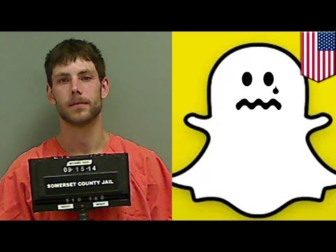 Fugitive fail: wanted man Christopher Wallace Snapchats his hiding spot, leads police to cabinet