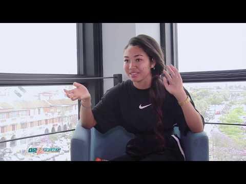 WENDY CATHALINA sur DESTINATION MALAGASY - Record TV Madagascar