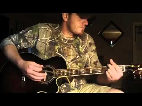 HELL ON WHEELS - BRANTLEY GILBERT (ACOUSTIC COVER)  BY JON RITCHIE