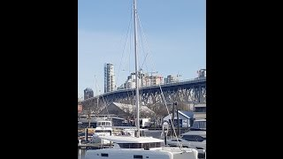 2017 Lagoon 42 Catamaran Brief Review and Information on Chartering through Nanaimo Yacht Charters