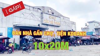 Bán biệt thự Hóc Môn 2019 10x20m Phan Văn Hớn