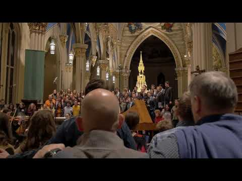 Notre Dame, Our Mother - Notre Dame Folk Choir